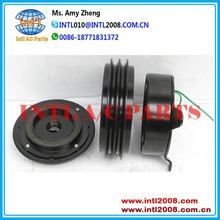10P30C air conditioning a/c compressor magnetic clutch assembly for Toyota Coaster bus 2PK (OO)(China)