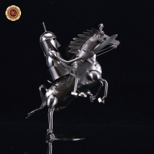 Office Desk Decoration Rome Warrior Figurines & Miniatures Cavalryman Ideas for Christmas Gifts