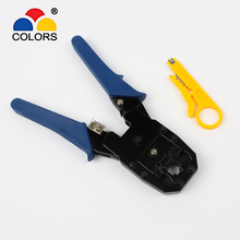 Free shipping HT-315 Connector Telecommunications Network Connection Accessories Pliers Crimping Pliers Repair Tool(China)
