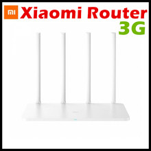 (In Stock) Original Xiaomi WiFi Router 3G 1167Mbps 802.11ac Dual Band 2.4G/5G Gigabit USB 3.0 256MB DDR3-1200 Supports APP