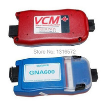 hot sell GNA600+VCM 2 in 1 IDS V85 JLR V136 GNA600 VCM 2 in 1 for Honda/Ford/Mazda Jaguar for LandRover Diagnose and Programming(China)