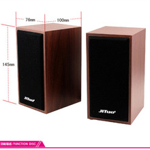 Mini altavoz portátil inalámbrico reproductor impermeable altavoz(China)
