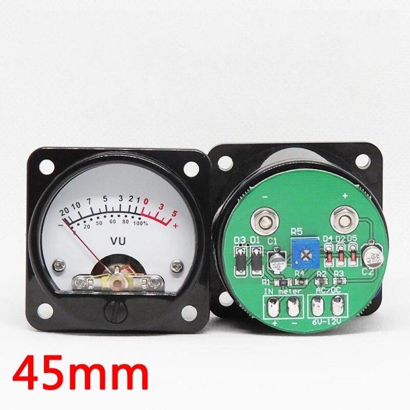 VU Meter Driver Board DB Audio Level Power Amplifier Board F TA7318P DENON
