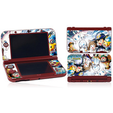 Pokemon Vinyl Cover Decal Skin Sticker for Nintendo New 3DS XL & New 3DS LL Console Skins