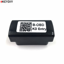 New Arrival KEYDIY KD OBD Entry for Smartphones to Car Remotes Entry No Wire Needed English Version(China)