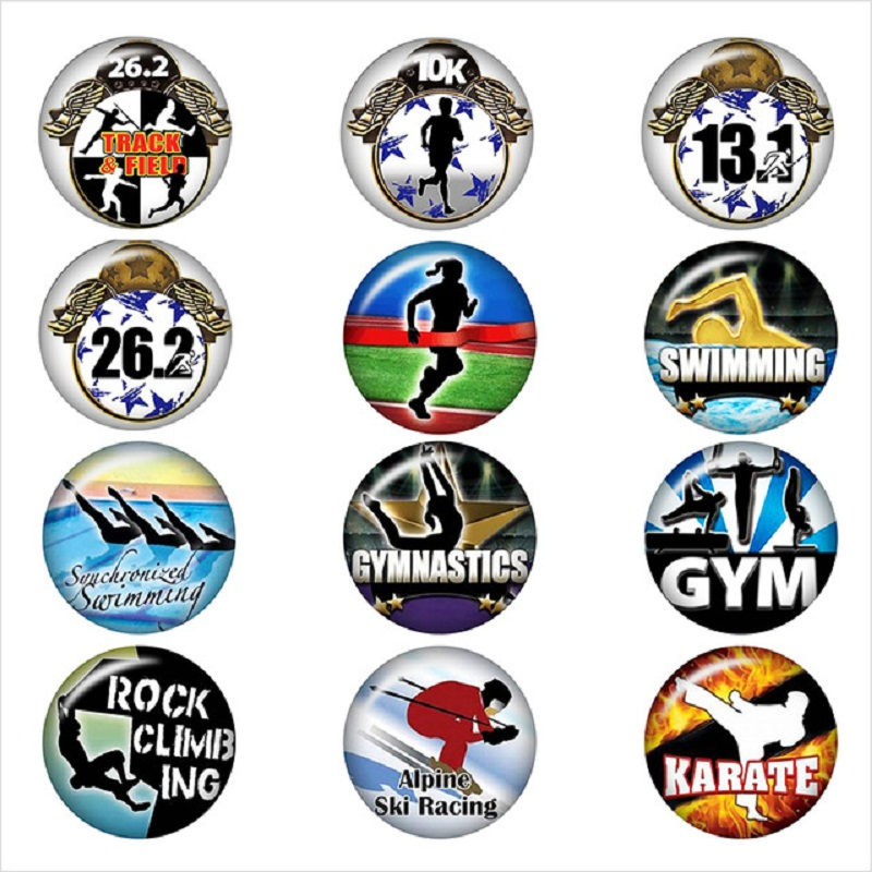 sports-Track-and-Field-swinning-karate-glass-snap-button-jewelry-DIY-Round-photo-cabochons-flat-back.jpg_640x640