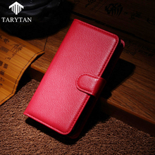 Buy TaryTan Flip PU Leather Phone Cases Elephone M2 5.5 inch Covers Card Holder Wallet Bags Back Shell Skin for $3.94 in AliExpress store