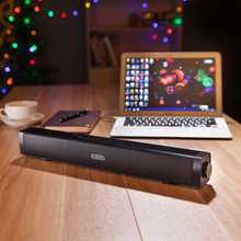Original Singbox Q1 Boombox Stereo 2.1 Speaker Long Bar Bluetooth Subwoofer Hifi Soundbar LP-08 Slim Bar stick for PC TV Tablets
