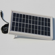 3W 12V Solar Cell Solar Module Polycrystalline DIY Solar Panel System For 9V Battery Charger +DC 5521 Cable 3M Free Shipping
