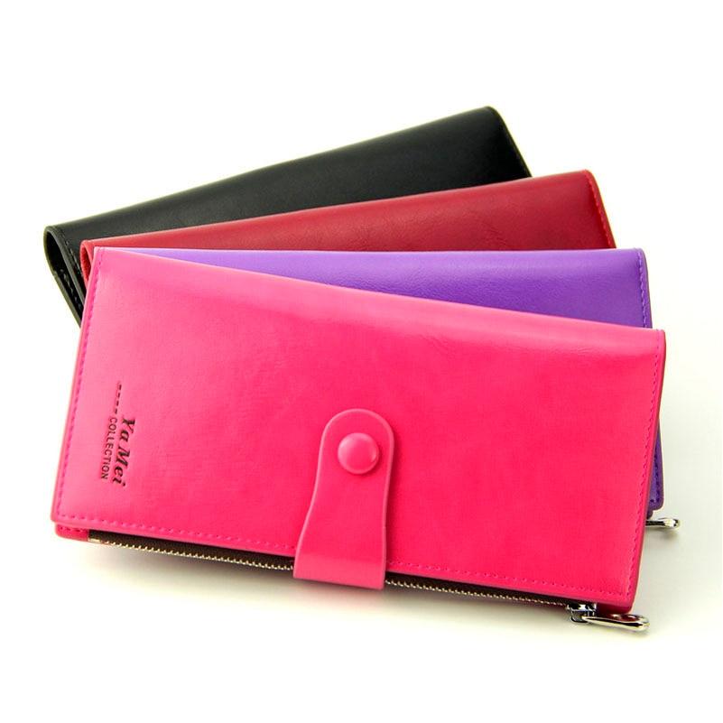 Fashion Women Wallet  PU Leather Mustache Woman Purse Clutch Wallet Girl Coin Purses Card Holder<br><br>Aliexpress