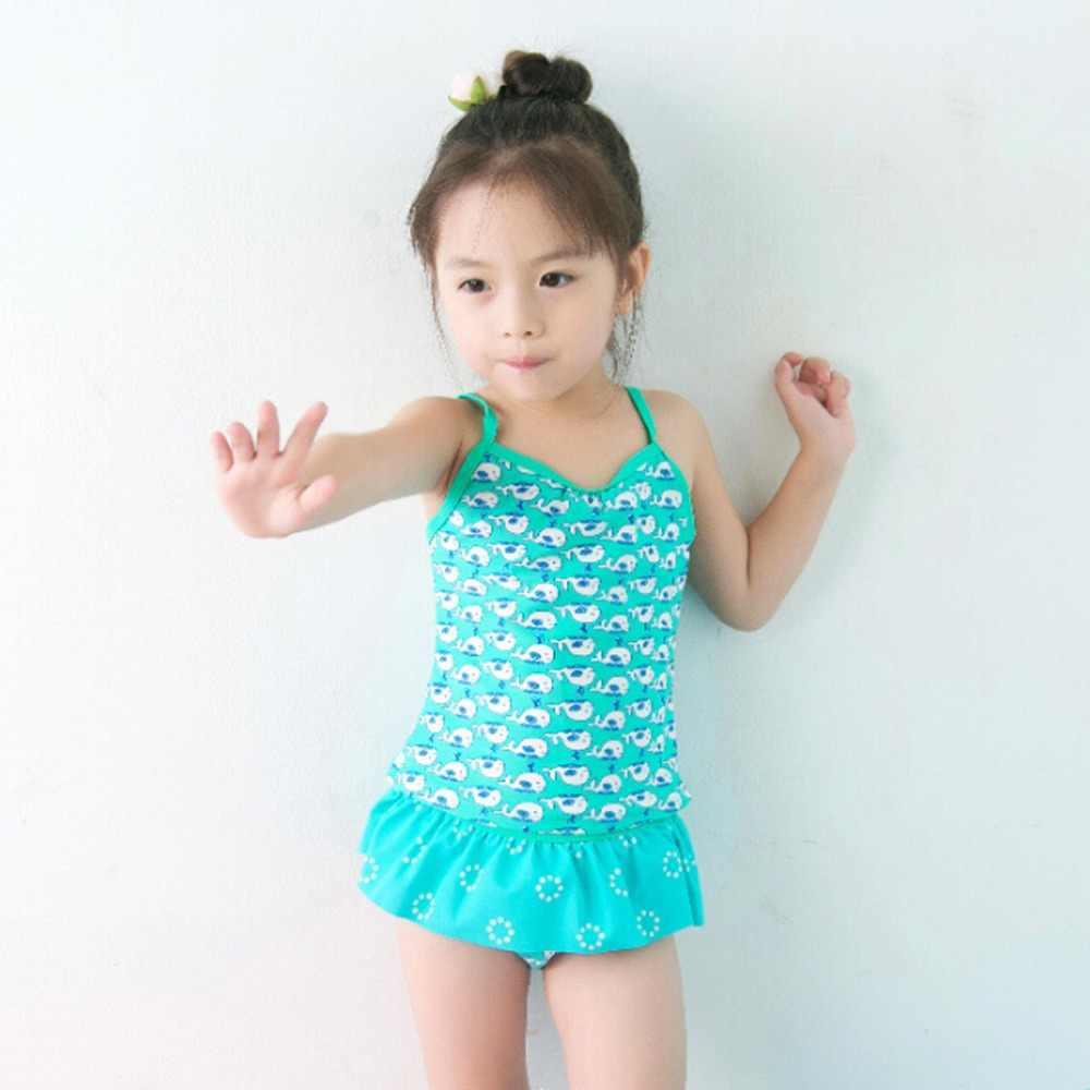 little girls modeling tankini