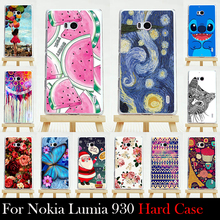 For Nokia Lumia 930 case Hard Plastic Cellphone Mask Case Protective Cover Housing Skin Mask Shipping Free