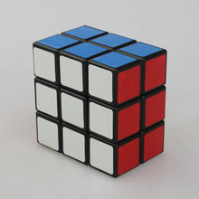 Lanlan 2X3X3 Inequilateral Magic IQ Cube Puzzle Educational Toy Gifts(57mm)