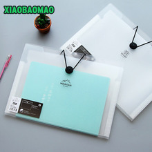 Quality PP Transparent A4 File Folder 5 8 12 layers Index Layers Document Study Working Expanding Wallet Organizer Bag