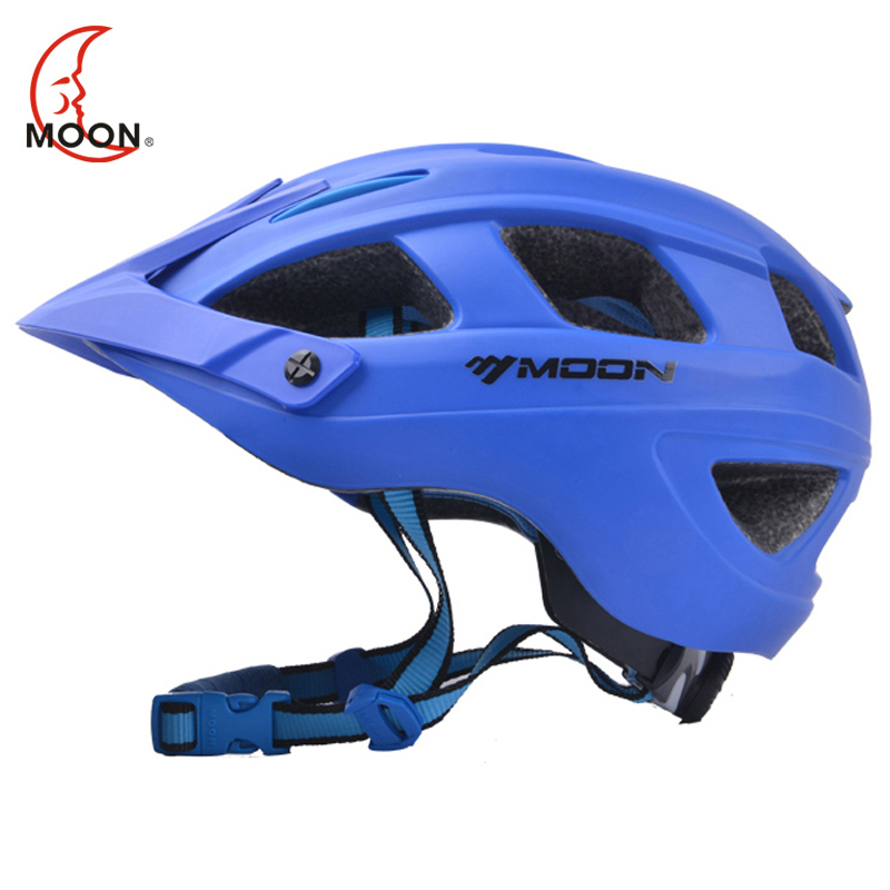 MOON Bicycle Helmet In-mold Breathable Cycling Helmet Road Mountain Size M/L CE Certification Bike MTB Helmet<br>