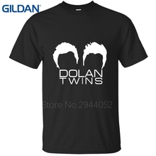 Base Shirt Dolan Twins Collage White black t shirts mens Hip Latest jersey