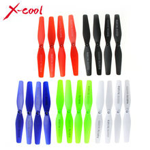 4pcs 5 color Main Propeller blades for Syma X5HW X5HC RC Drone Helicopter Accessories Quadcopter Spare Parts
