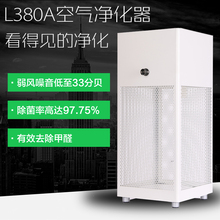 Low Noise Air Purifier New Products for Household Office Formaldehyde Haze Smoke Removing Ionizer Air Purifier Free Shipping