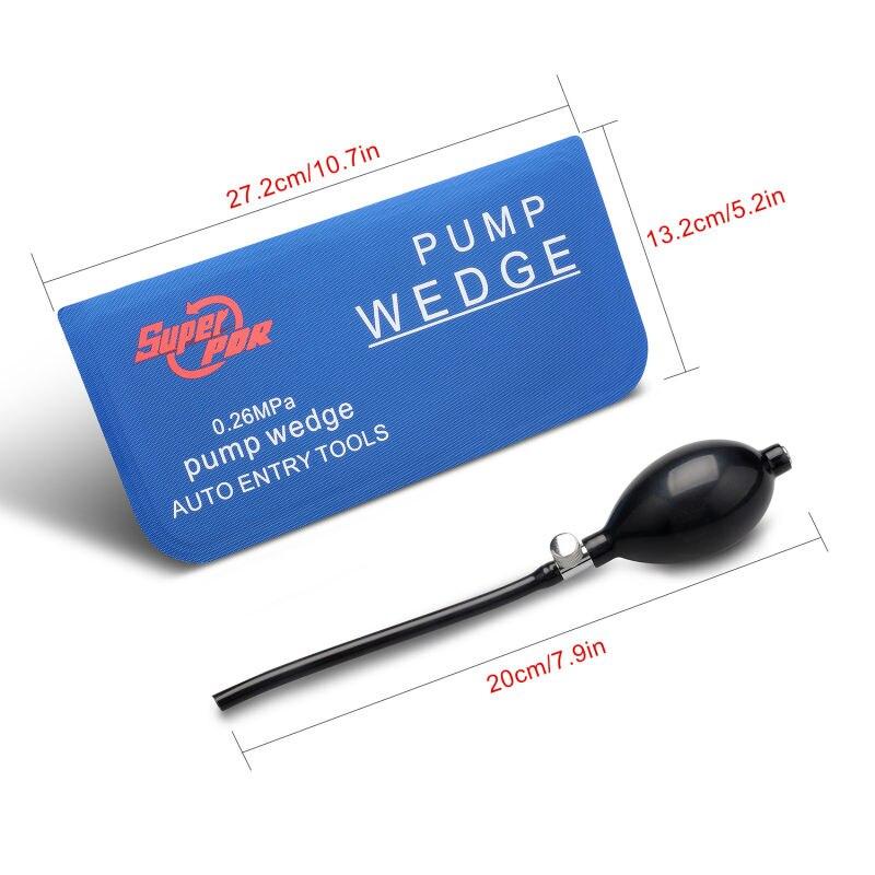 pump wedge
