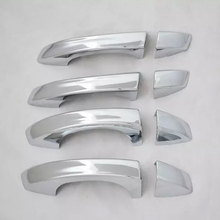 China Manufacture ABS Chrome Door Handle Cover For Skoda Octavia 2014 Car Accessories