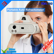 Portable Handheld Auto Refractometer Autorefractor Non Contact And Non Invasive Free Shipping(China)