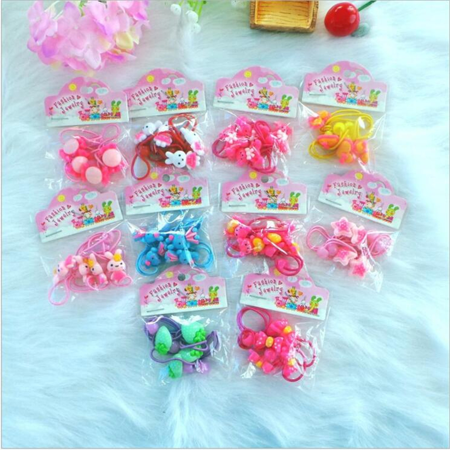 2016 Fashion Bow Flower Hair Accessories Baby Headband Kids Cute Hair Clip Elastic hair Bands Headbands Kawaii Hairpin For Girls<br><br>Aliexpress