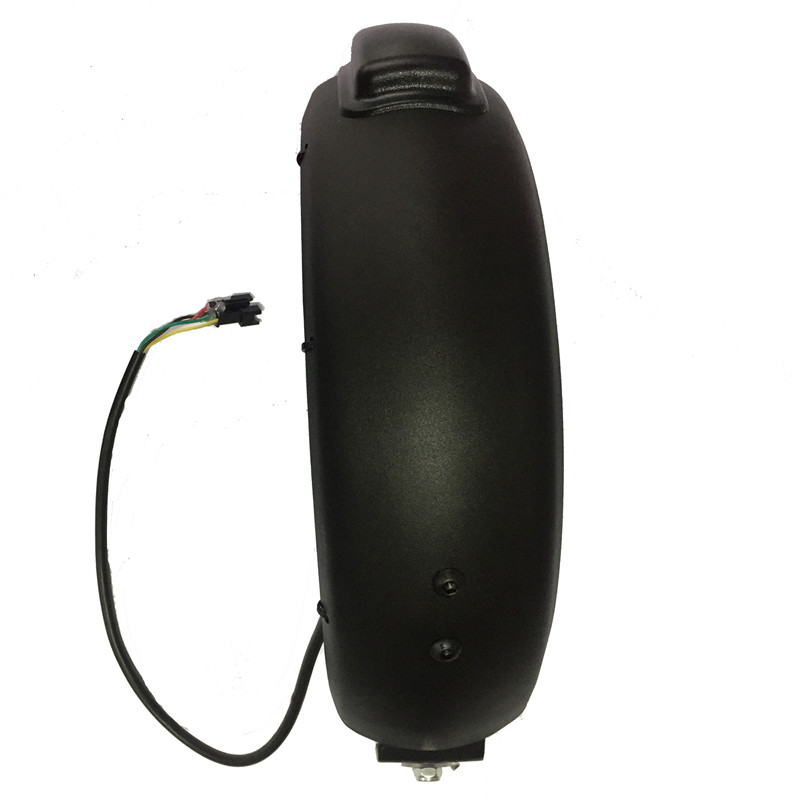 Rear Fender Mudguard for UBGO COOL Electric Scooter Metal Wheel Cover<br>