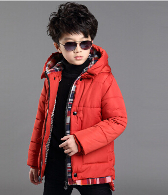 childrens jackets fashion 2015 boys winter jacket thick hooded parkas warm boys winter coat winter child outerwearОдежда и ак�е��уары<br><br><br>Aliexpress
