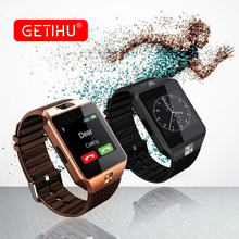 GETIHU Smart Watch DZ09 Digital Wrist Men Bluetooth Electronics SIM Card Sport Smartwatch iPhone Samsung Android Phone - E-Accessories Store store
