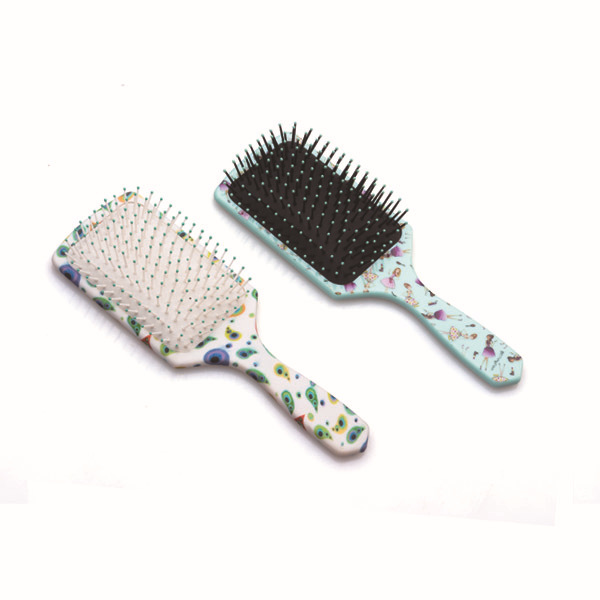 Hair Extension Loop Brush/Hair Comb For Tangled Hair/ Wig Care Comb/ Hair Extension Care<br>
