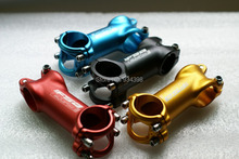 Bicycle stem aluminum alloy  MTB/Road stem anodized colorful finish 31.8 x 80mm x 28.6mm/ NEW ARRIVING!!!