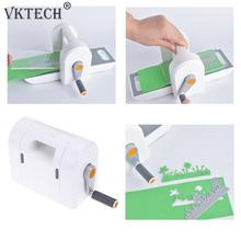DIY Scrapbooking Die Cutting Machine Embossing Cutting Dies Machine Scrapbooking Cutter Die Cut Paper Cutter Die-Cut Machine(China)
