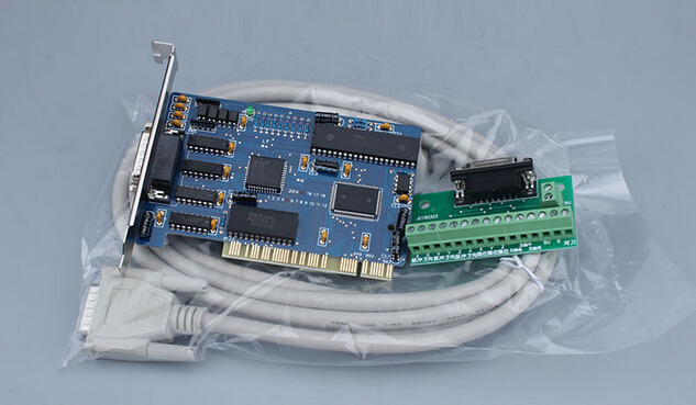 DIY 3 axis CNC Router PCI NC Studio Card Controller Control System Board CNC Router Kits Parts<br>