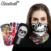 Buy Unisex Women Men Multicolor Bandana Magic Head Face Mask Neck Gaiter Snood Headwear Motorcycle Cycling Tuban Scarf Headband for $1.29 in AliExpress store