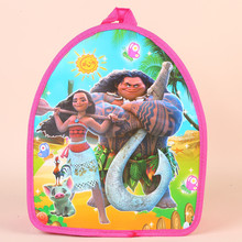 1pc 29*23*13cm Ocean Moana SchoolBag Daypack PP Bag Birthday Party Favors Party supplies Gift For Kids Boy Girl