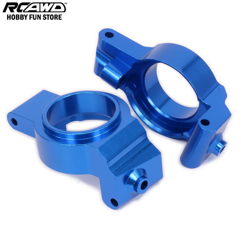 1/5 1/6 Traxxas X-MAXX Caster Blocks Front C-Hub Carrier Left Right For Rc Hobby Car 7732 Brushless Electric Monster Truck<br>