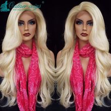 Special offer blonde human hair wigs 613 27 blonde full lace body wave Brazilian virgin hair wigs lace front blonde wave wigs