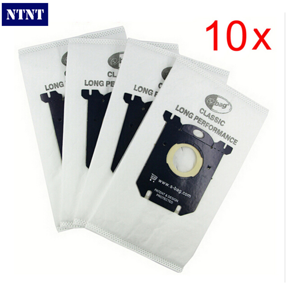 NTNT 10pcs Vacuum Cleaner Bags Dust Bag Filter Bag for FC8202 FC8312 FC8390 FC8406 FC9000 HR8300 series Universe etc<br><br>Aliexpress