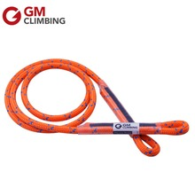 45in Eye to Eye Prusik Cord 8mm Climbing Rope Arborist Escalada Tool Rescue Rope Capture Caving Rappelling(China)