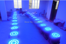 alibaba spanish dj lighting 24pcs*12w non-waterproof RGBW LED PAR 64 led light 4 in 1 RGBW led par light