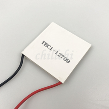 Freeshipping Thermoelectric Cooler Peltier 12V 9A Peltier Cells TEC1-12709 2pcs/lot