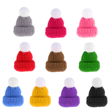 1/12 Scale Dollhouse Miniature Scene Beanie Hat Skate Cap 1:12 Doll House Decoration for Kids Toys Birthday Gift Dolls Accessory(China)