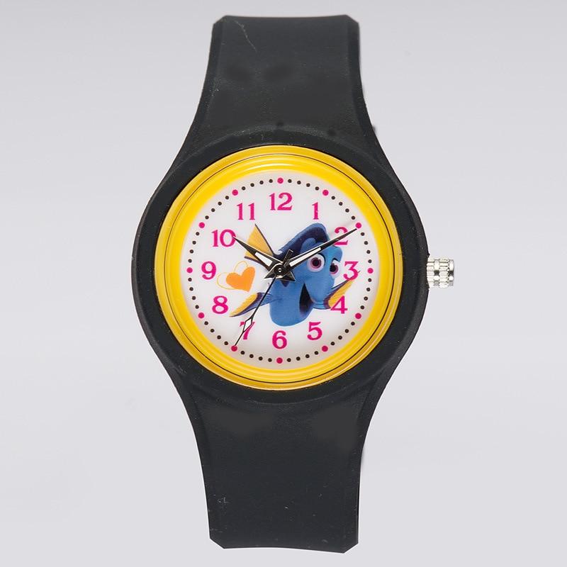 sport Disney brand children Wrist Watches Boys girls digital Quartz watch kids watch Finding Nemo cartoon clocks silicone<br><br>Aliexpress