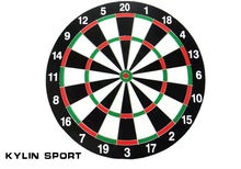 set dart board special offer authentic 18 inch double side thickening darts plate of the dart