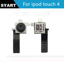 10pcs/lot Back Camera Rear Facing Camera Flex Cable repair part For ipod touch 4