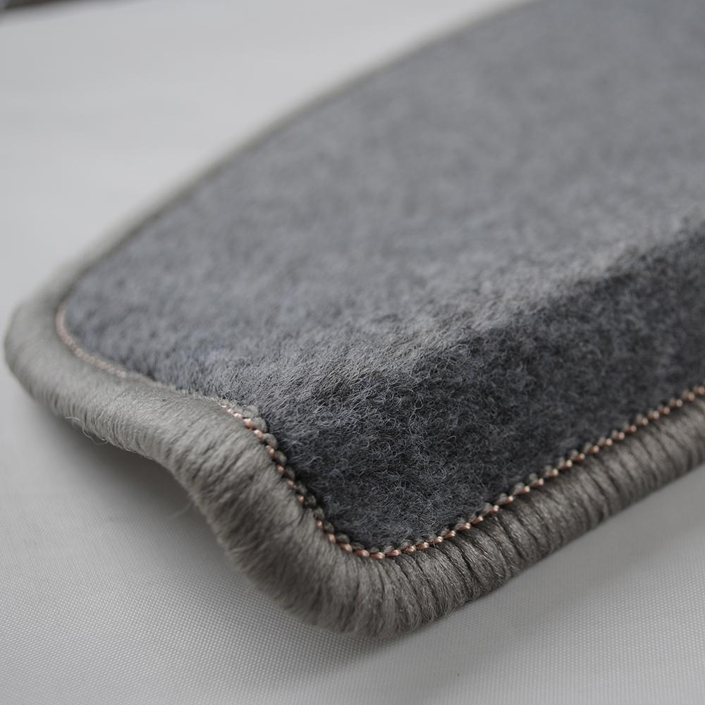 38bc48facc1993 yazi Self-adhesive Anti-Slip Stairs Carpet Grey Brushed Plush Rug Living  Room Soft Safe Stairway Mat Washable - us268