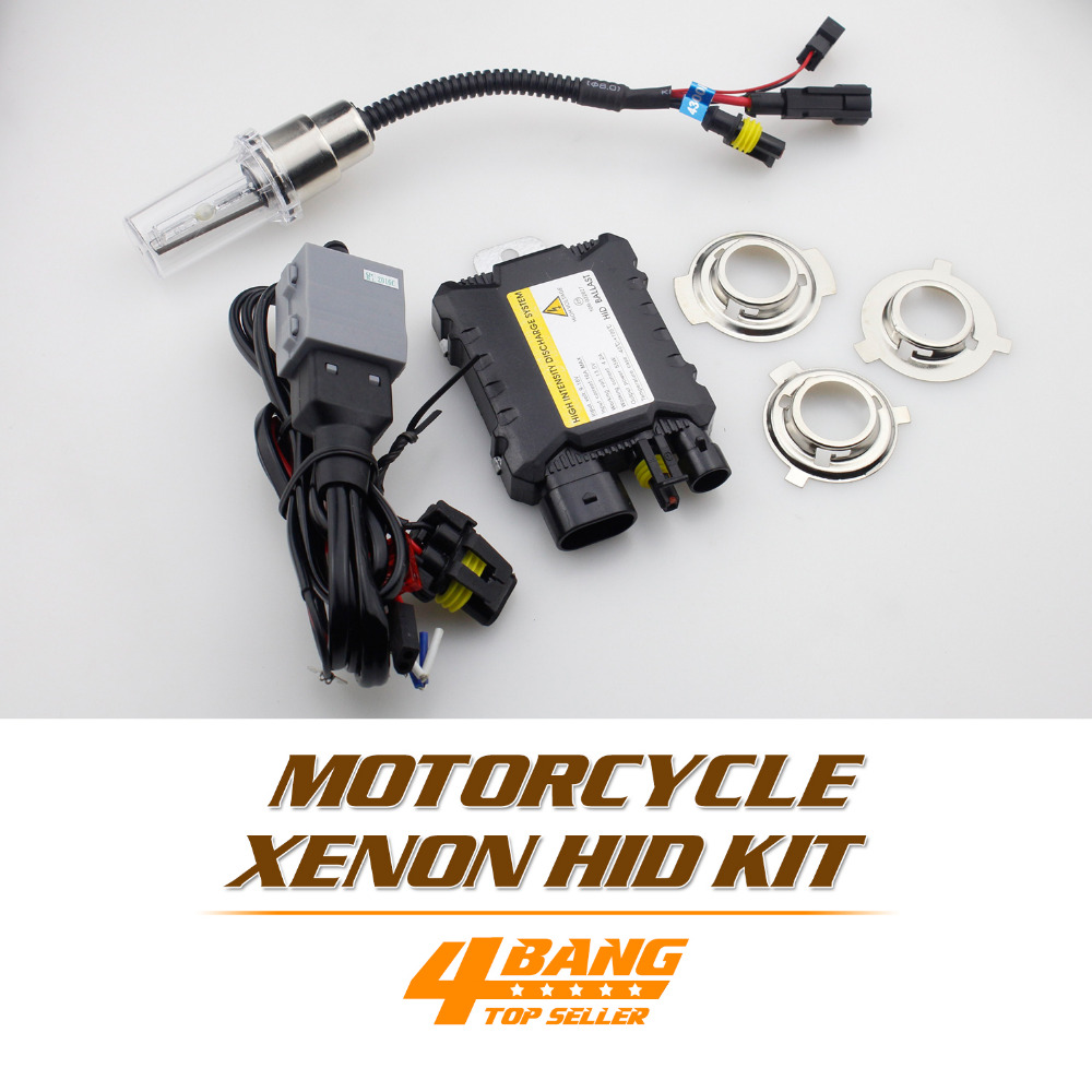 Car-Styling Super Bright!! HID Motorcycle Moto Headlight Xenon Lights Ballast HID Kit For Triumph 2007-2011 4300K~12000K<br><br>Aliexpress