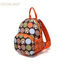 Colorland Backpack Diaper Bag Fashion Mini Baby Backpack Kids Girl School Bags Baby Bottle Bag Mini Nappy Backpacks Family Bag