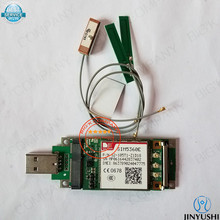 JINYUSHI FOR SIM5360E Mini PCIE+3pcs antenna +transfer card WCDMA GSM/GPRS/EDGE/GPS 100% new&original For PDA MID PND AIM POS