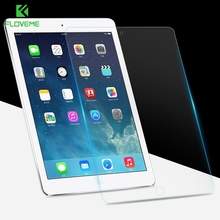 "FLOVEME Tempered Glass For iPad 2017 9.7"" Newest Release 9H Tough Film Screen Protector For iPad 2017 Glass 9.7 inch Model Film(China)"